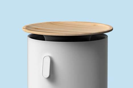 Table-Shaped Air Conditioners - The 'Air-Tree' Can Reduce Energy Consumption and Costs in the Home