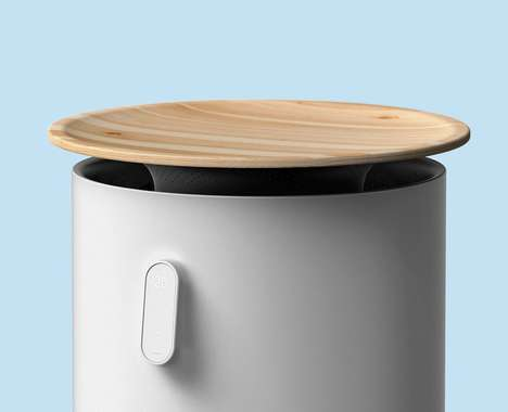 Table-Shaped Air Conditioners
