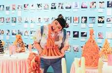 Foodie Influencer Exhibits - This Interactive Exhibition in Japan Celebrates Naomi Watanabe