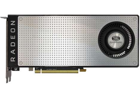 Rapid Graphics Cards - This Radeon Graphics Card Offers Increased Clocking Speeds