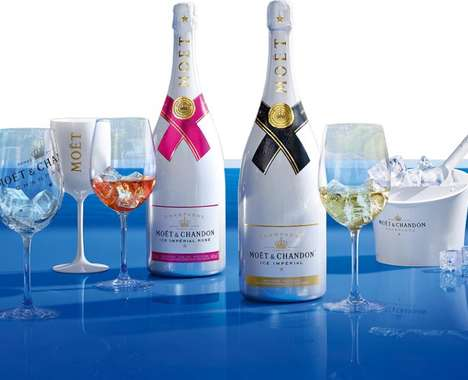 On-Demand Champagne Deliveries