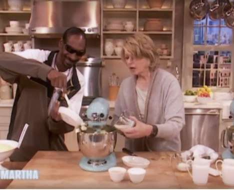 Celebrity Cooking Shows
