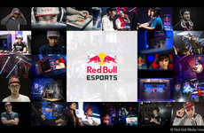 Comprehensive eSports Sponsorship Frameworks - Red Bull Ensures That it Caters to Gaming Audiences
