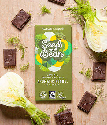 Aromatic Fairtrade Chocolates - These Ethical Chocolate Bars Come in Three New Gourmet Flavors