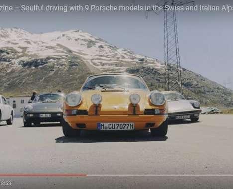 Mountainous Car Films
