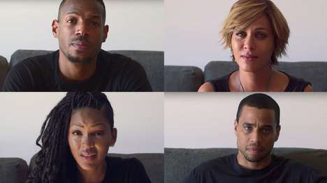 Anti-Police Brutality Campaigns - Campaign Zero's Star-Studded PSA Addresses US Racial Injustice