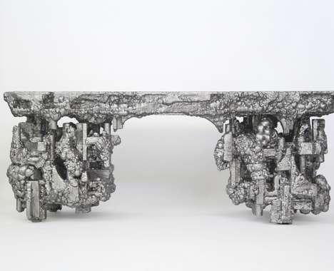 Aluminum Foil Furniture