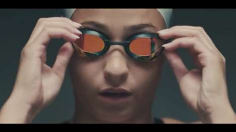 Awe-Inspiring Olympic Ads - Visa's 'The Swim' Ad Tells the Story of a Refugee Swimmer