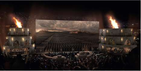 Fantasy-Inspired Concerts - This Game of Thrones Concert Transports Audiences to the Seven Kingdoms
