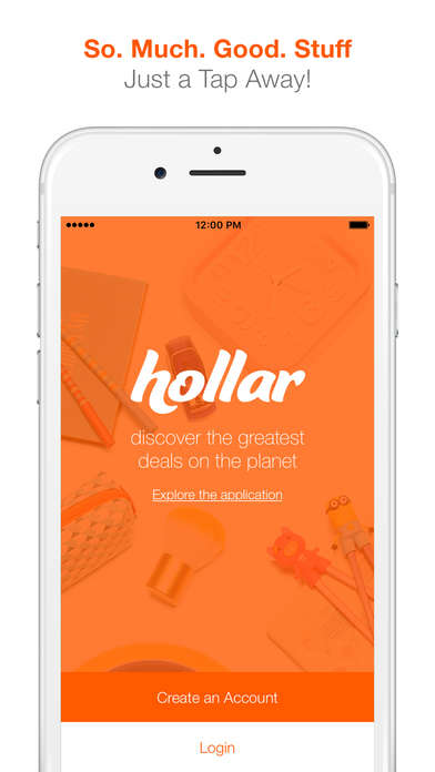 Online Dollar Stores - 'Hollar' is the First Ever Dollar Store to Abandon Brick and Mortar Retail