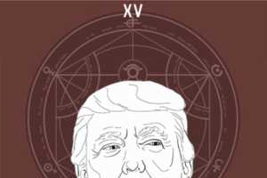 'Political Tarot' Features 22 Politicians as Tarot Card Figures