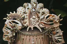 Extravagant Mermaid Crowns