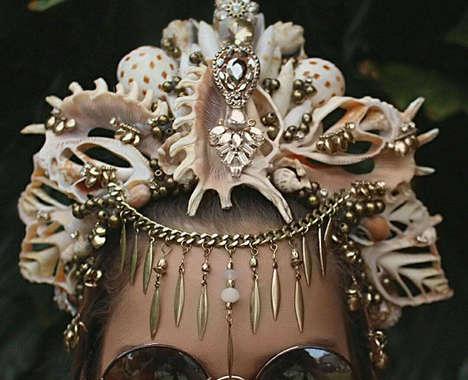 Extravagant Mermaid Crowns