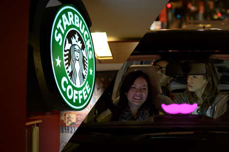 Coffee Rideshare Programs - The Lyft & Starbucks Promotion Rewards Customer with Incentived Deals