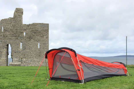 Multi-Functional Solo Tents - The Crua Hybrid Tent Combines Three Outdoor Essentials into One