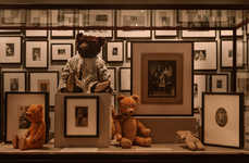 Teddy Bear Exhibitions - 'The Keeper' Exhibition Features 3,000 People Posing with Their Teddy Bears