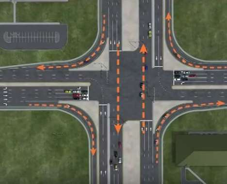 Safe Turning Intersections
