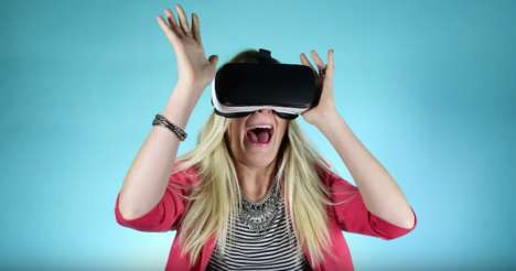 VR Mall Lounges - Dixie Outlet Mall is Engaging Back-to-School Shoppers with Virtual Reality