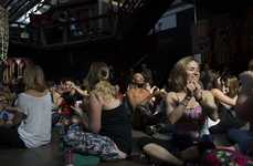 Device-Free Dance Parties - The Daybreaker Event Helped San Francisco Techies Unplug