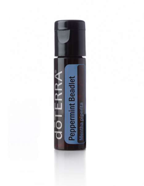 Essential Oil Mint Tubes - doTERRA's Mint Beads Promote Fresh Breath and Overall Health