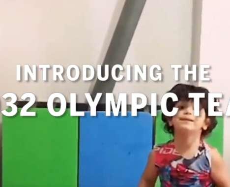 Future Olympian Ads