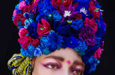 Worldly Headdress Photography