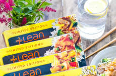 Region-Inspired Microwaved Dishes - Lean Cuisine's Limited Edition Entrees Feature Global Cuisine