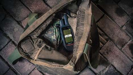 Intelligent GPS Radios - The Garmin 700 Series Offers Radio and Weather-Tracking Functionality