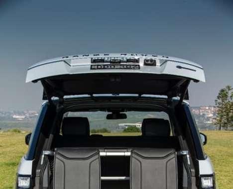 Dynamic Luxury SUVs