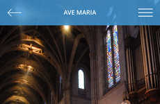 Cathedral Discovery Apps - This App Uses Audio & Games to Help Families Explore the Grace Cathedral