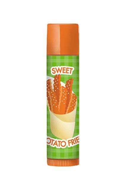 French Fry Lip Products - Lip Smacker Now Offers Consumers a Sweet Potato Fries Lip Balm Flavor