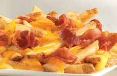 Bacon-Topped French Fries