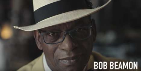 Unbranded Beer Commercials - The 'Golden Challenge' Ad Features Long Jump Record Holder Bob Beamon