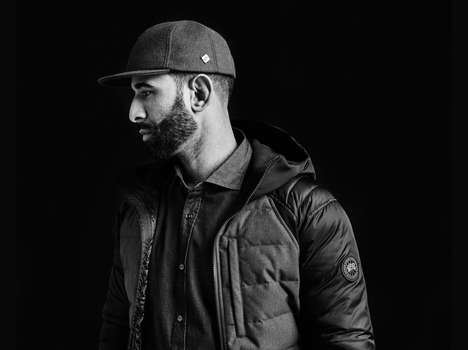 Celebrity-Endorsed Performance Jackets - This Jacket Pays Homage to Baseball Player José Bautista
