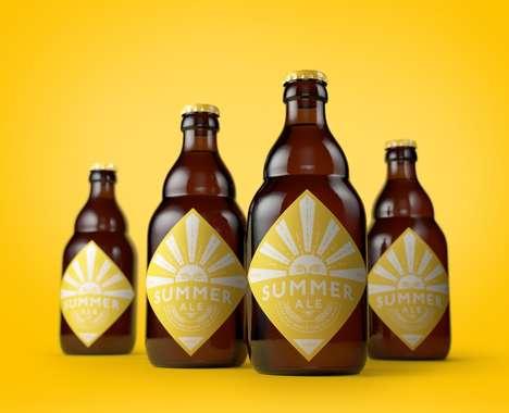 16 Creative Beer Labels