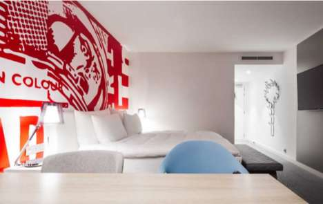Curated Hotel Promotions - The Radisson Red's New Promotion Helps Travelers See Brussels in Style