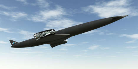 Hypersonic Space Planes - This Chinese Design Will Take Off from a Runway and Enter Earth's Orbit