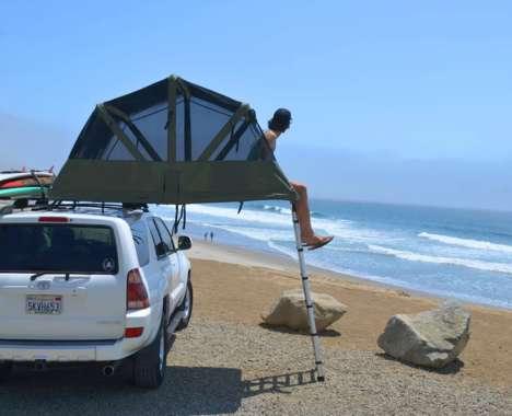 Lightweight Rooftop Tents