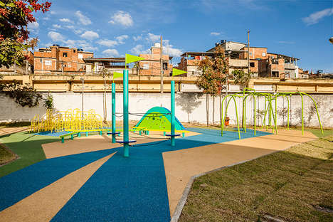 Reinvigorated Sporting Sites - Nike Partnered with the City of Rio to Revitalize Sports Programs