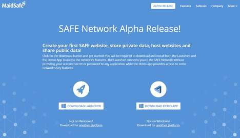 Alternatively Structured Networks - The MaidSafe Network is a Safer Version of the Internet