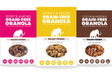 Grain-Free Granolas - These Healthy Granolas are a Paleo-Friendly Breakfast Option