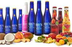 Premixed Sangria Wines - The MYX Fusions Offer Moscato and Sangria in a Variety of Flavors