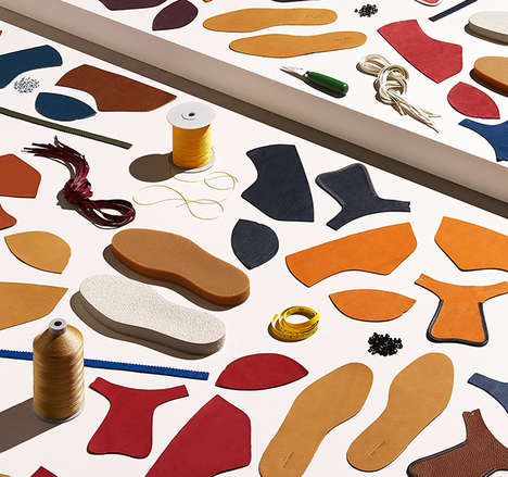 Bespoke British Footwear - John Lobb's New Made-To-Order Service Offers Customized Shoes