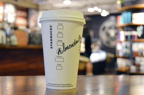 Coffee Shop Milk Alternatives - Starbucks Now Offers Almond Milk as a Dairy-Free Option