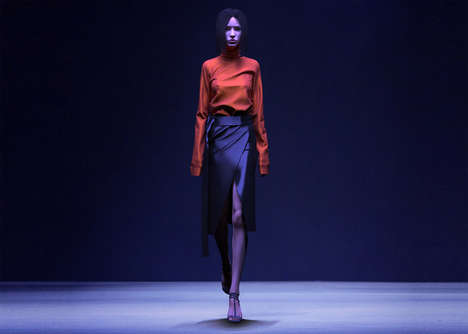 Digitally Tailored Clothing - The 'Neuro' Process Designs and Fits Clothes Digitally
