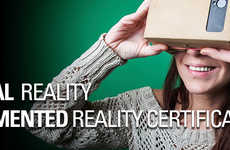 Virtual Reality Certificates - Students at Cogswell Polytechnical College Can Now Specialize in VR