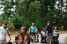 Accessible Nature Path Initiatives - Ian Mackay Raises Awareness For Wheelchair Friendly Trails