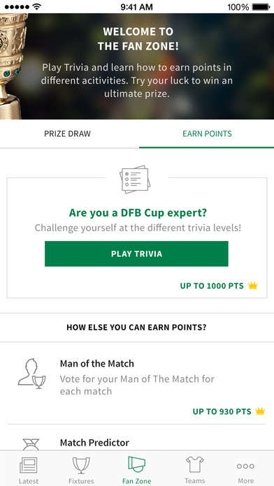 Dedicated Tournament Apps - The DFB Cup App Caters to Avid Followers Of German Soccer
