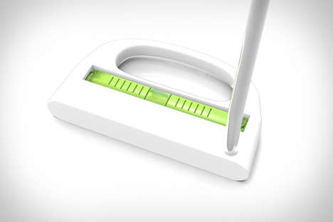 Levelling Golf Aids - The DT Smart Putting Training Aid Helps Players Better Know the Course