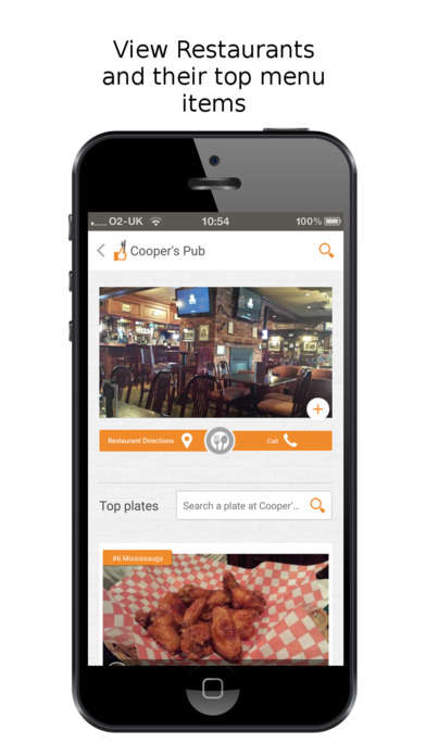 Crowdsourced Menu-Ranking Apps - This App Lets People Vote For Favorite Dishes In Restaurants